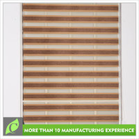 New Developed Factory wholesale Day night roller blind cover
