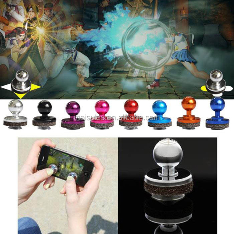 Hot sell fling mini mobile joystick for Android mobile phone game controller