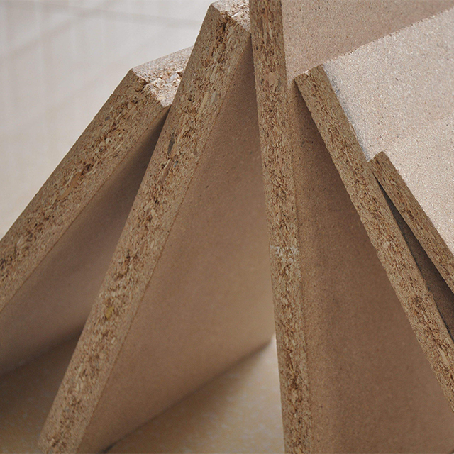 Sales factory price e1/e2 white melamine particle board