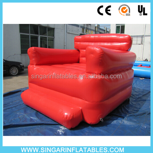 Giant inflatable sofa,inflatable advertising chair model