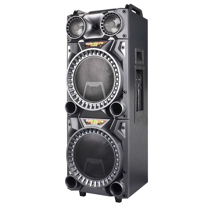 Professional active outdoor stage 15 inch speaker box