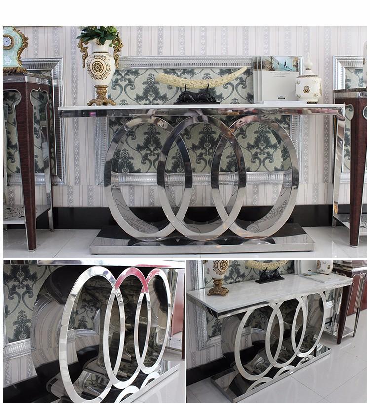 Muebles De Comedor De Mármol De Acero Inoxidable Hobby Lobby ...
