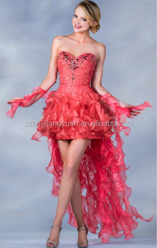 Grossiste robe mariage court devant cristal acheter les for Meilleurs sites de robes de mariage en ligne