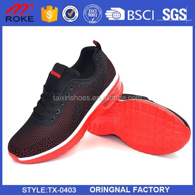 Best Selling Men Sport Shoes Men Running Footwear
