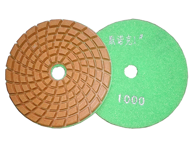 Diamond Polishing Pad Abrasive Resin Pads For Cement Terrazzo