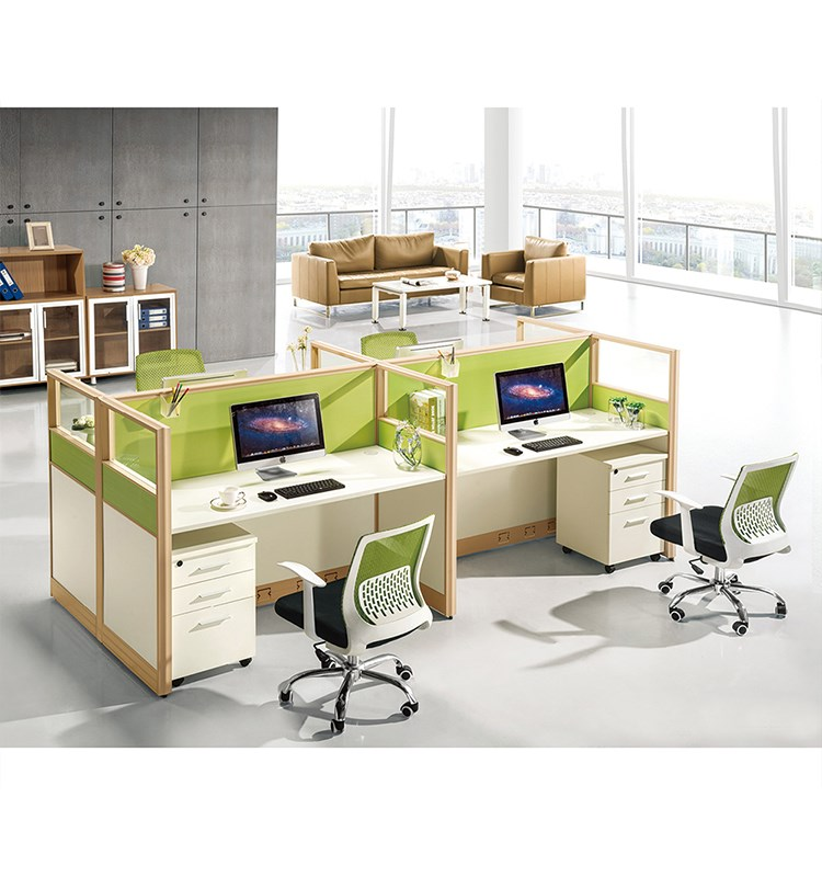 Standard office furniture dimensions office low partition for Office desk sizes