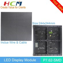 Good Price P7.62 SMD 3IN1 advertising xx video led display board