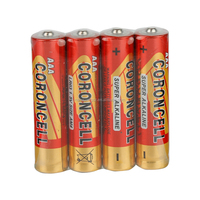 Primary alkaline battery/AAA/AA
