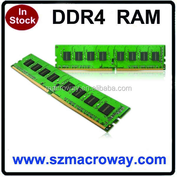 Fast delivery non ecc 4gb ddr4 ram price with ett chips