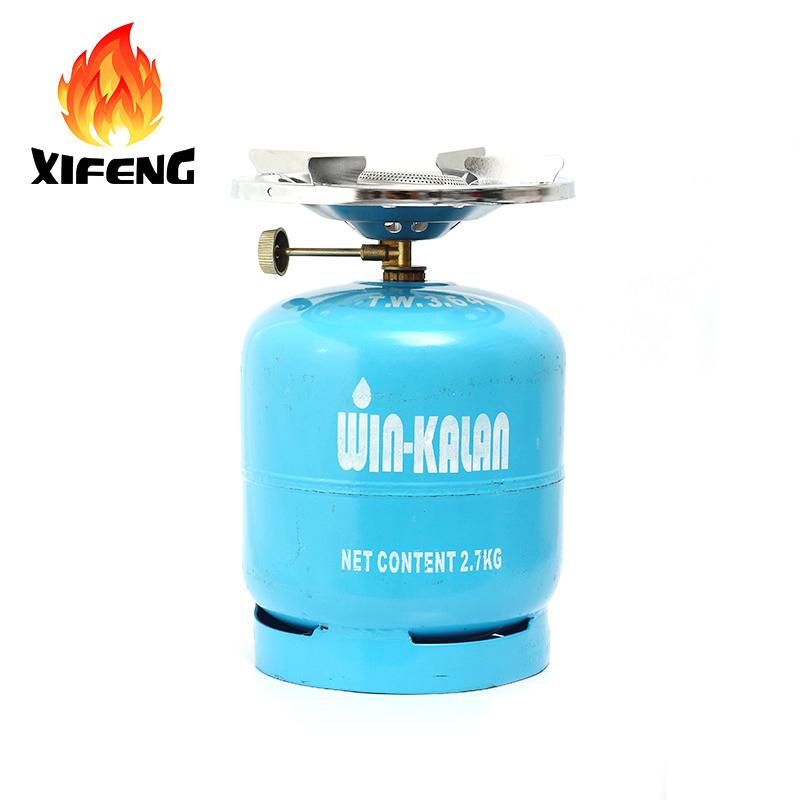Empty Gas Cylinder Lpg 2 7kg Shinegaz Philippines