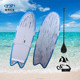 Good design for kids surf sup stand up paddle board with fins