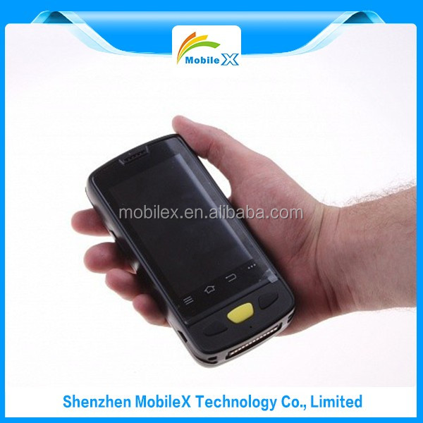 China Manufacture PDA Mobile Computer Long Range Rfid Reader For Parking Lot (MX4000)