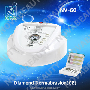 2016 New diamond dermabrasion beauty machine beauty equipment for home use for salon use NV-60 NOVA/NEWFACE/CE