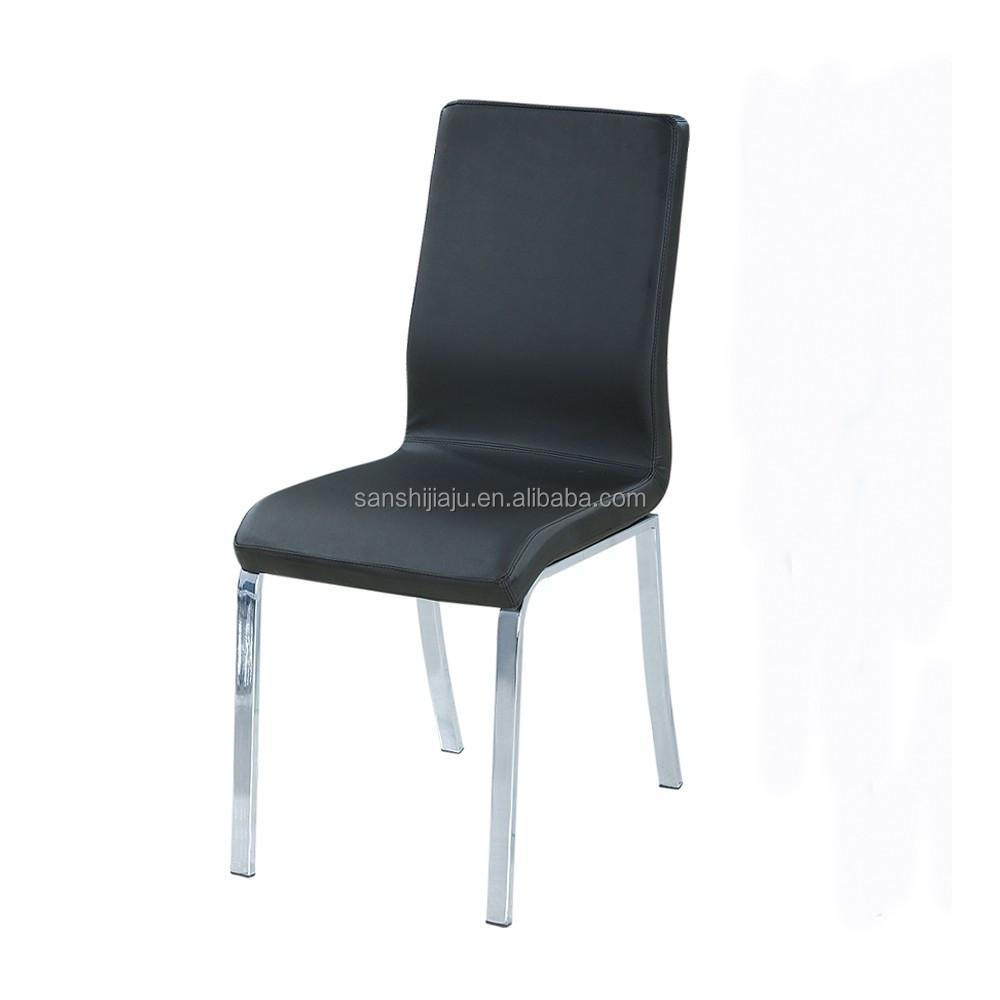 High quality PU leather dining chair morden chair