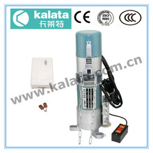 Kalata M400D-X10 automatic door operator and low noise roller shutter motor