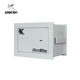 China factory supplier customized hidden safe with a key lock wall safe box for home and hotel
