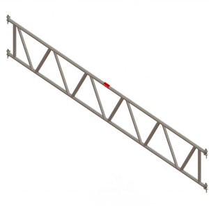 APAC Best price Ringlock scaffolding System parts of Girder Truss