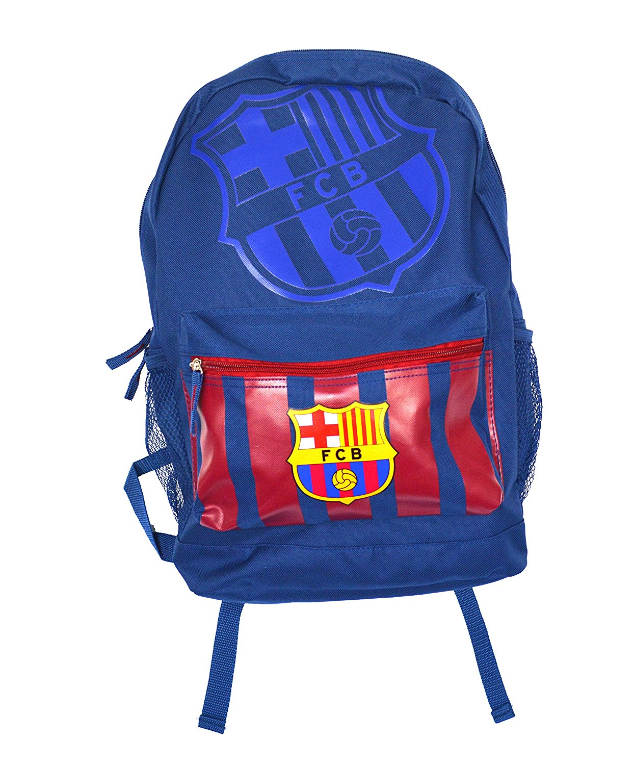 97ecd6431 Get Quotations · FC Barcelona backpack school mochila bookbag cinch shoe bag  official Messi 10