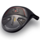 Professional cost-effective lady golf club left hand driver
