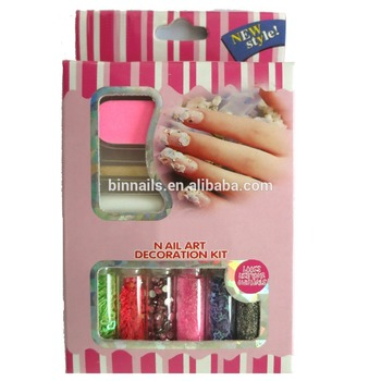 3d Decoration Kit Nail Art