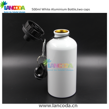 Photo Kids Adult Water Bottle Drink 600ml Sublimation bottle