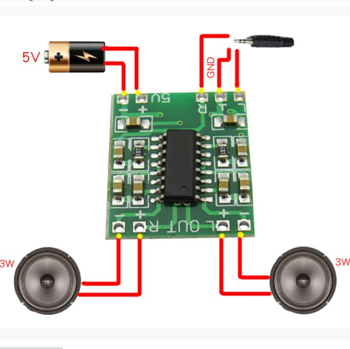 Digital Amplifier Board