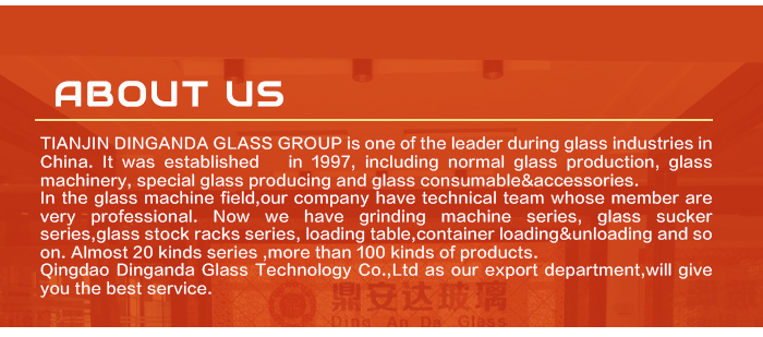 Air floating glass film low E film removing machine