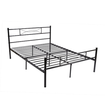 Luxury Super King Size Metal Bed Frames With Professional ...