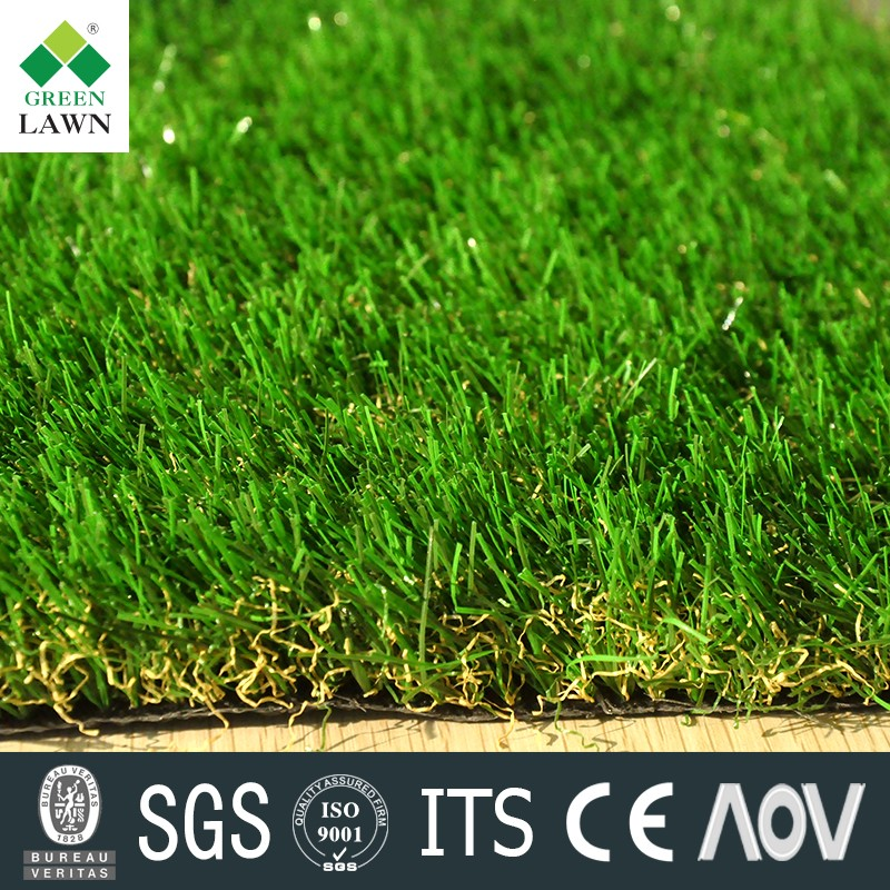 40mm 45mm landscaping artificial grass for garden with cheap price/ artificial grass turf /synthetic grass