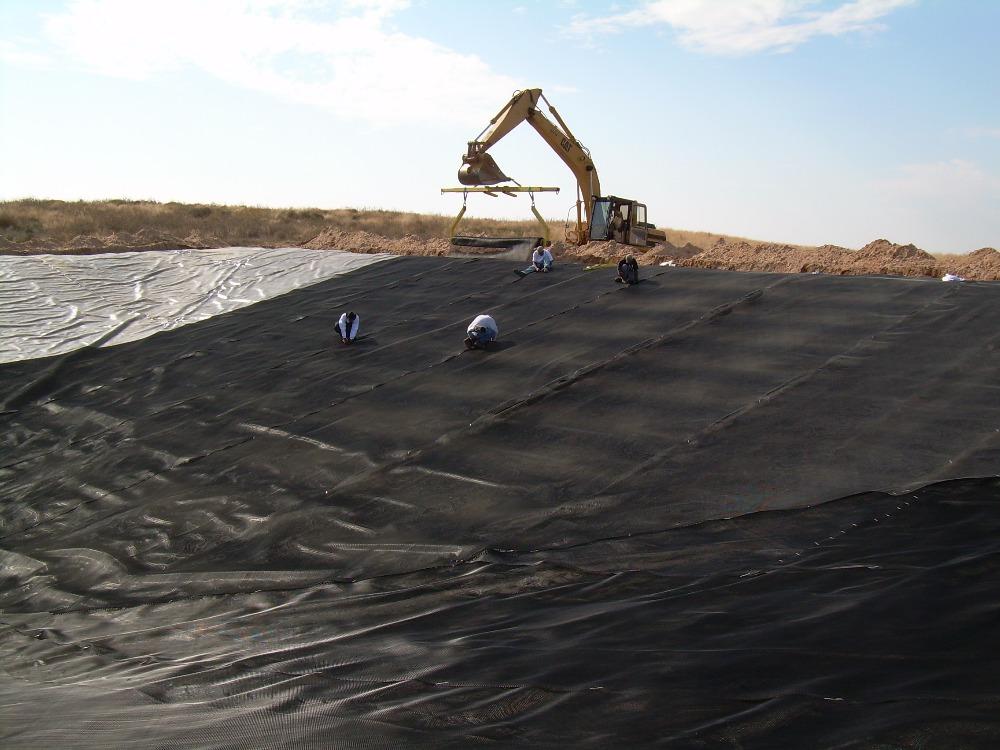 1mm Hdpe Sheet Liner Price Geomembrane Landfill Liner