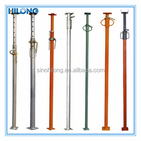 Heavy duty construction jacks for steel form work buy for Construction stand