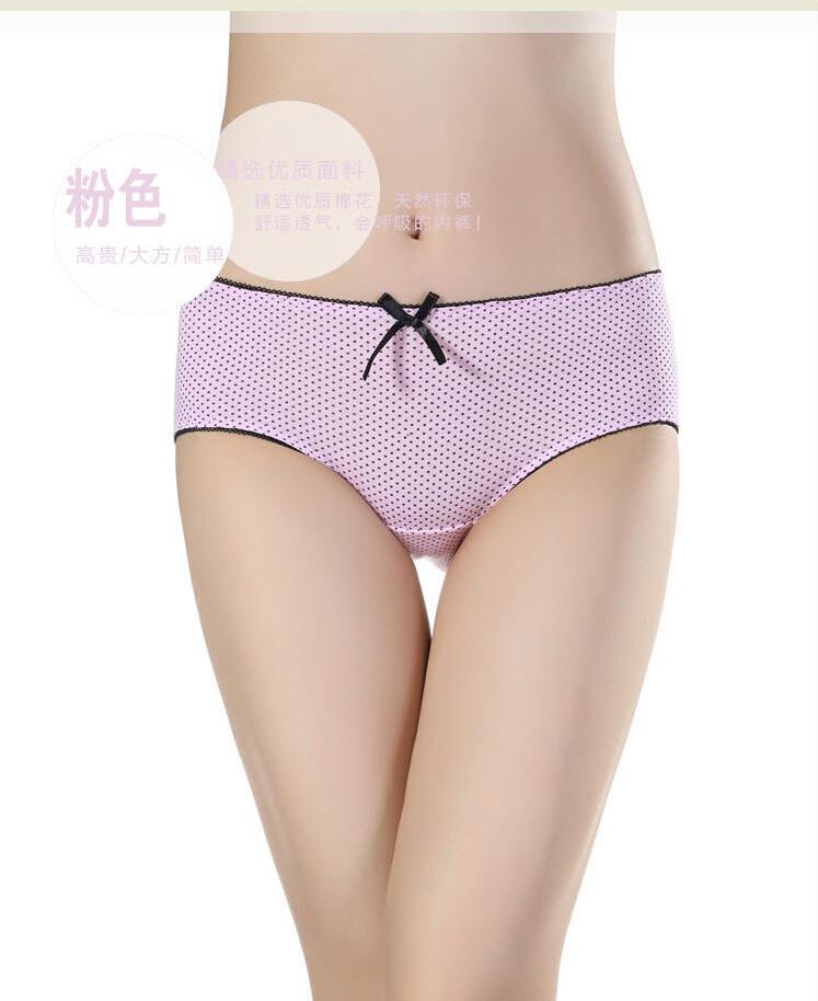 b754c4f60 Get Quotations · Hot Sale Summer Sexy Comfortable Bowknot Lace Female  Underwear Pure Cotton Briefs Panties Underwear Ladies Underpants