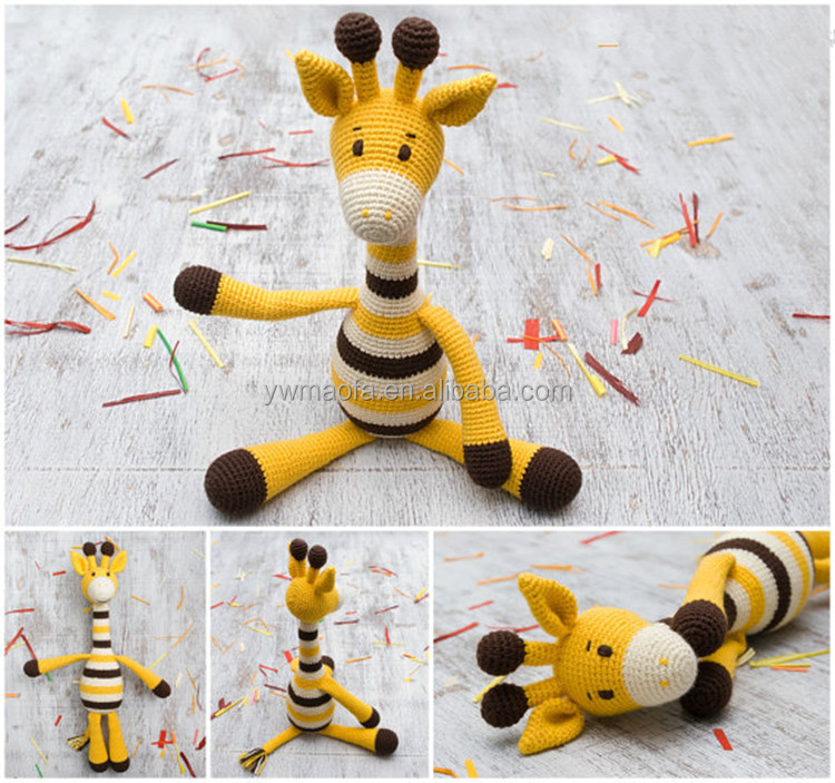Blue Giraffe amigurumi pattern - printable PDF – Amigurumi Today Shop | 703x750