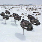 wholesale OEM available canada goose decoy windsock