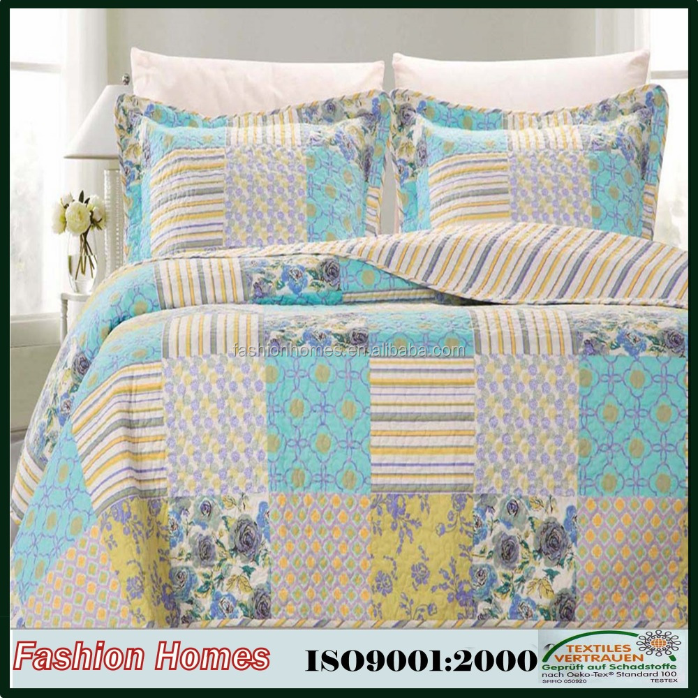 Bed sheets designs patchwork - Handmade Printed Patchwork Bed Cover Designs Buy Bed Cover Designs Patchwork Bed Cover Designs Printed Patchwork Bed Cover Designs Product On Alibaba Com
