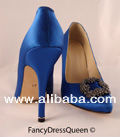 36 Wedding EU35 41 38 Heels High Something Blue 37 Shoes 39 40 EYUnwAn6qx