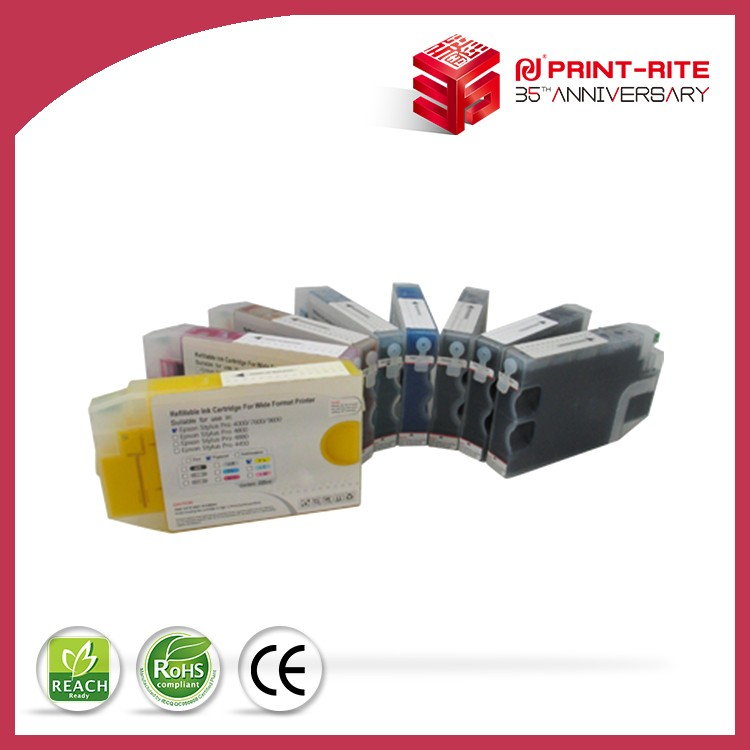 Wide Format Inkjet Cartridges for EPSON Pro 4000
