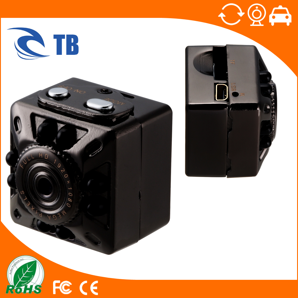 Tianbotech cctv security camera mini cam night vision 1080P 940nm Infared led light