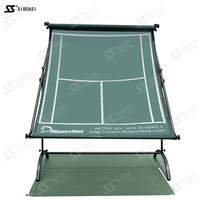 Cheap price portable tennis practice net for training for sale D518