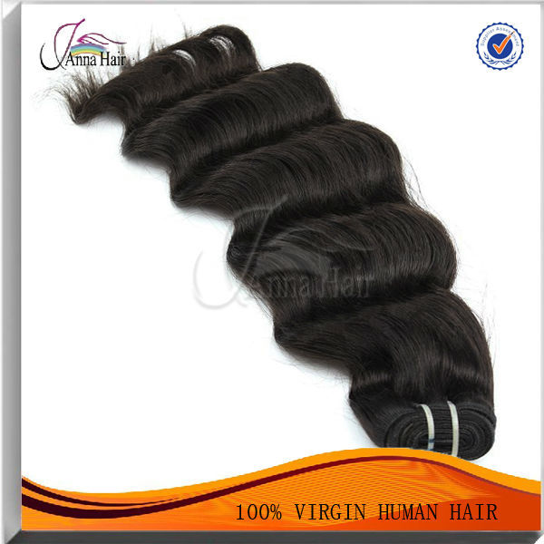 Wholesale Hair Extensions High Quality 100% Human Hair Piece