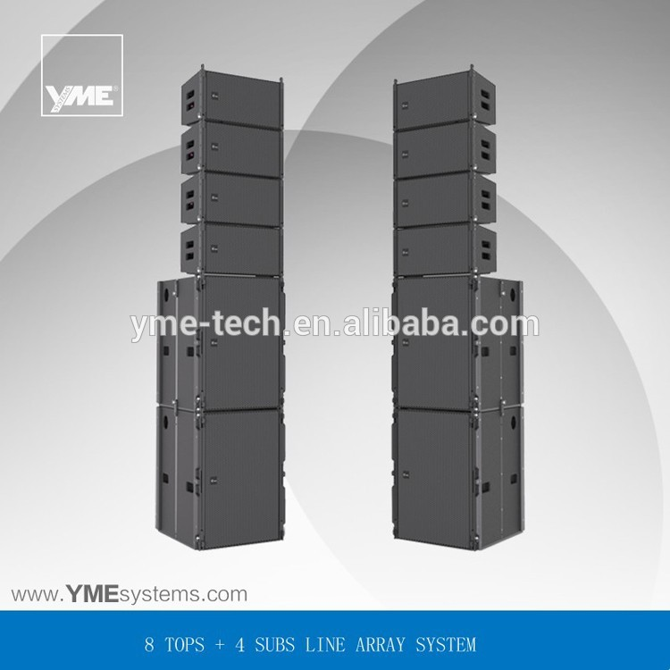 Yoga E Active Sys 3 line array pa speaker system