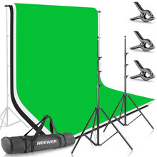 2.6m X 3m Photography Photo Backdrop Background Support System Stands For Photo Video Studio