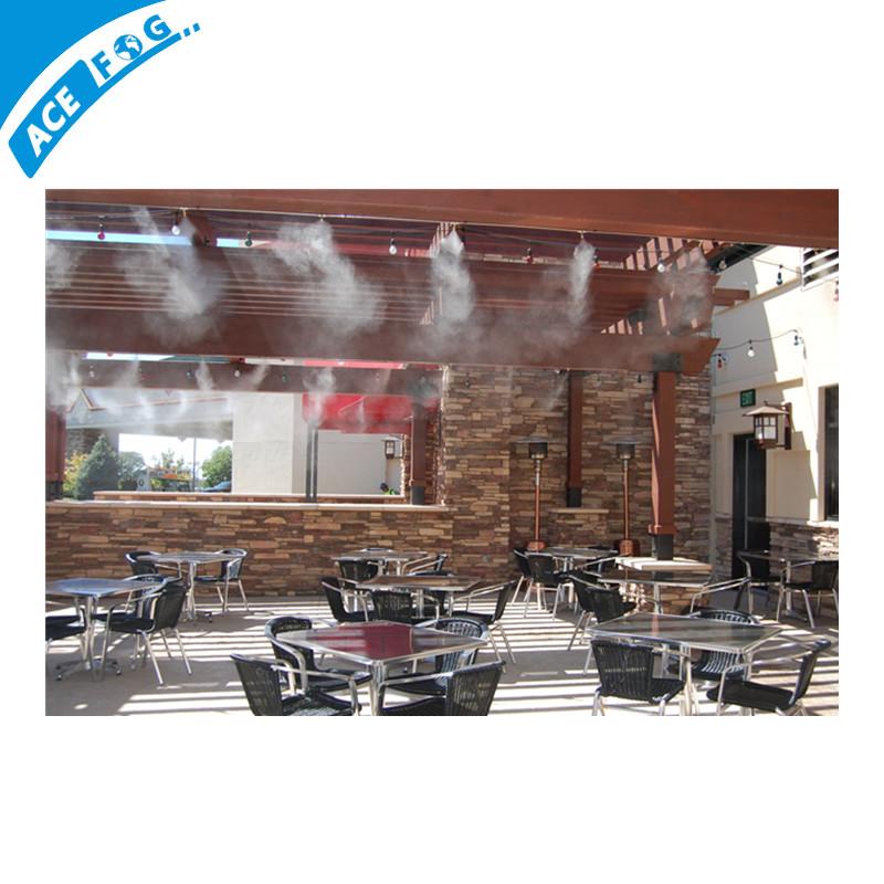 Acefog Diy Hand Operating Outdoor Cooling High Pressure Misting System For  Cooling - Buy Diy Hand Operating Outdoor Cooling,High Pressure Misting