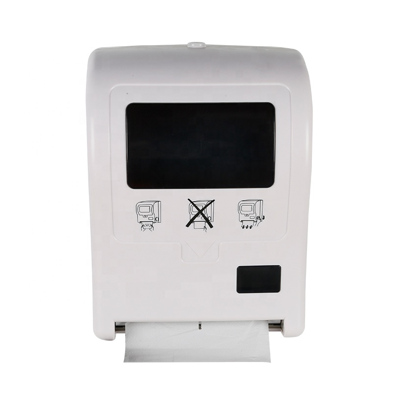 Center Pull Roll Tissue Box Hand Towel Dispenser Paper Towel Dispenser