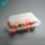 454g Disposable Pet Plastic Fruit Vegetable Container Strawberry Packaging For Frames
