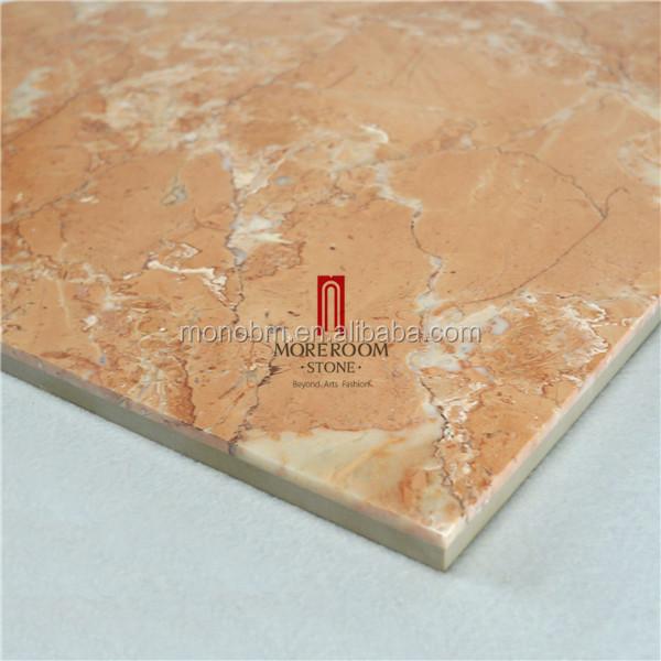 Philippines San Miguel Orange Peel marbre rouge dalles et carreaux ...