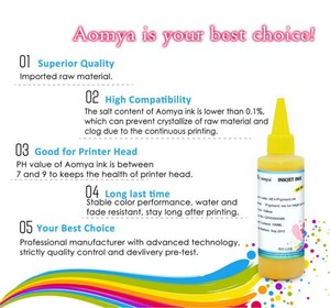 Water Based Pigment Ink For Epson Printer, Water Based