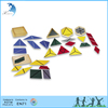 Top Quality new designs constructive triangles wooden montessori toddler toys