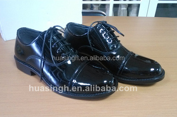 shining patent leather military uniform black oxford office shoes Italy  style b0a0beefa00