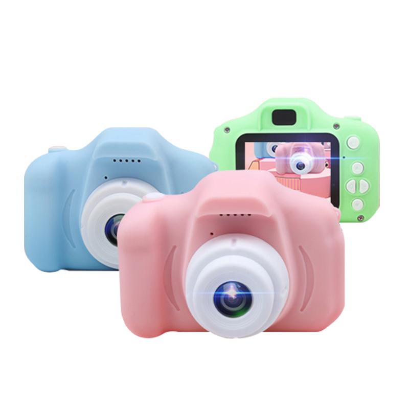 2.0 Inch HD Screen Digital Video Camera For Children Cute 720P Kids Digital Camera